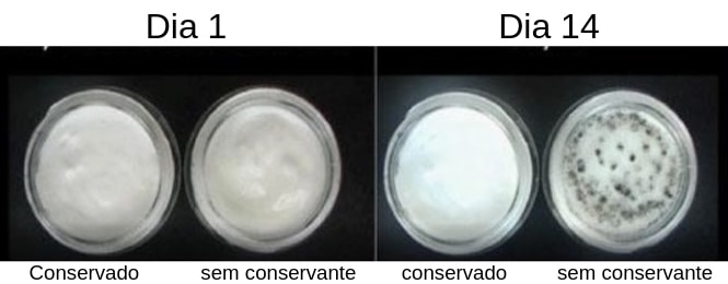 conservante cosmética