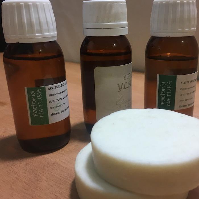 shampoo sólido de manteiga de murumuru
